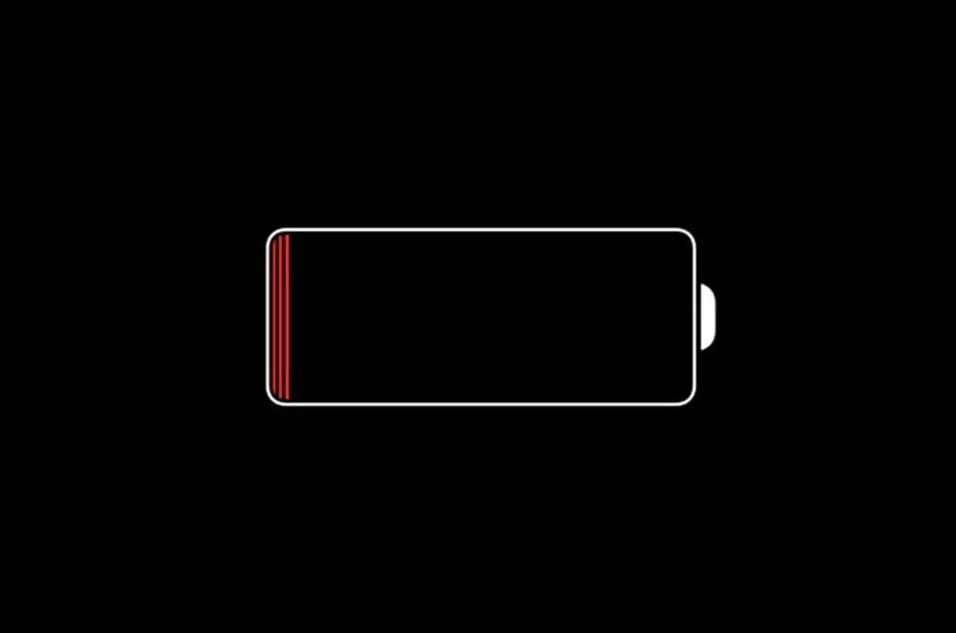Tiết kiệm pin iPhone bằng cách dùng pin xuống thấp