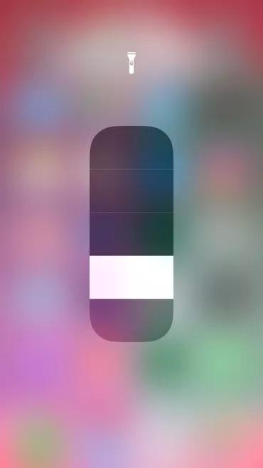 Cải thiện pin iPhone bằng cách giảm độ sáng đèn pin