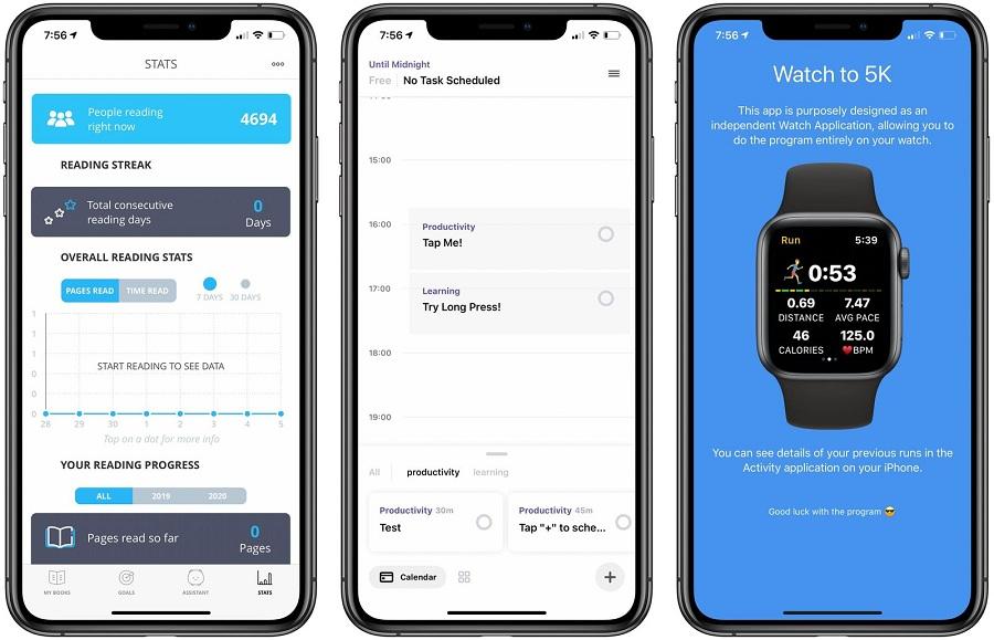 App theo dõi sức khỏe trong top ứng dụng hay cho iPhone 2020