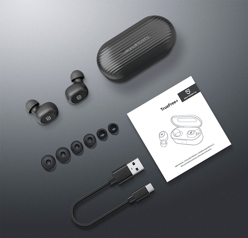 Tai nghe Bluetooth Soundpeats TrueCapsule