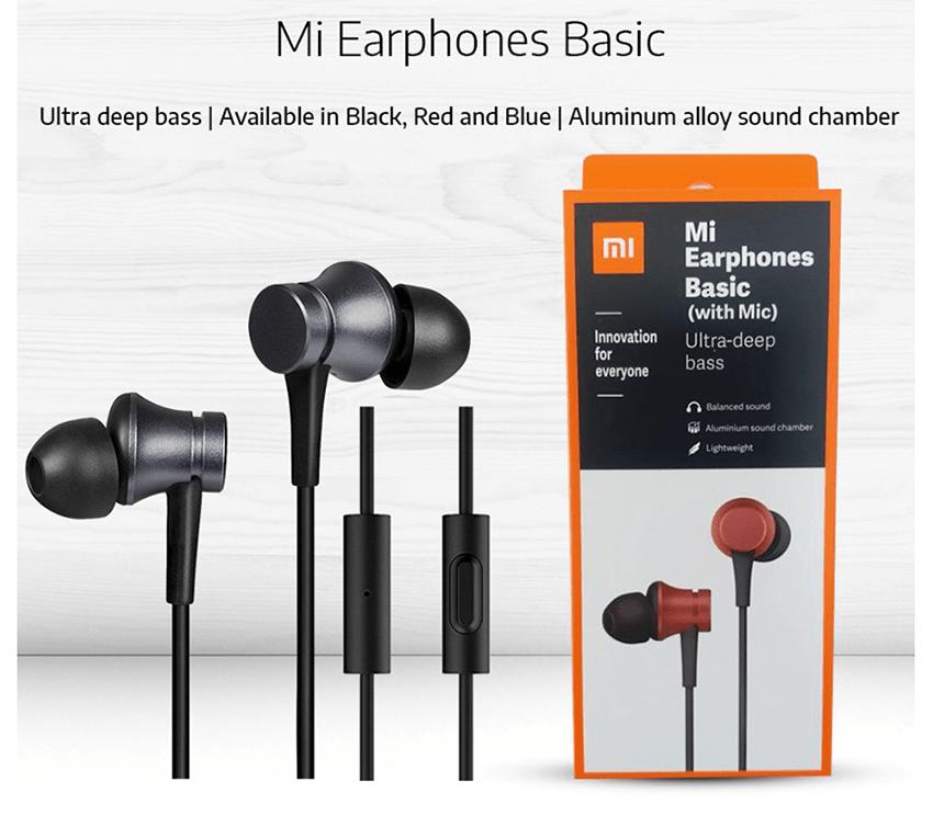 Tai nghe Mi Earphones Basic