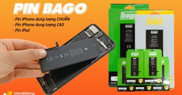 """Bago – Dòng Pin """"mới toanh"""" dành cho iPhone và iPad, giá chỉ từ 200k"""