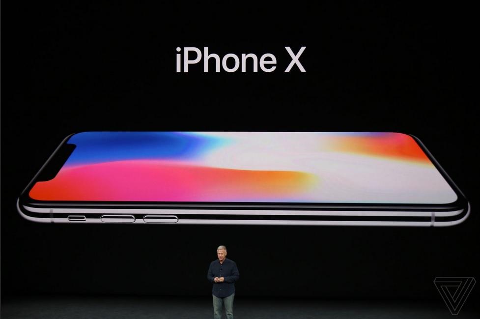 Giới thiệu iPhone X ra mắt muôn trong quá khứ