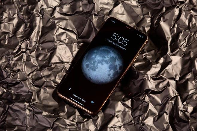 iPhone Xs Max đen gold