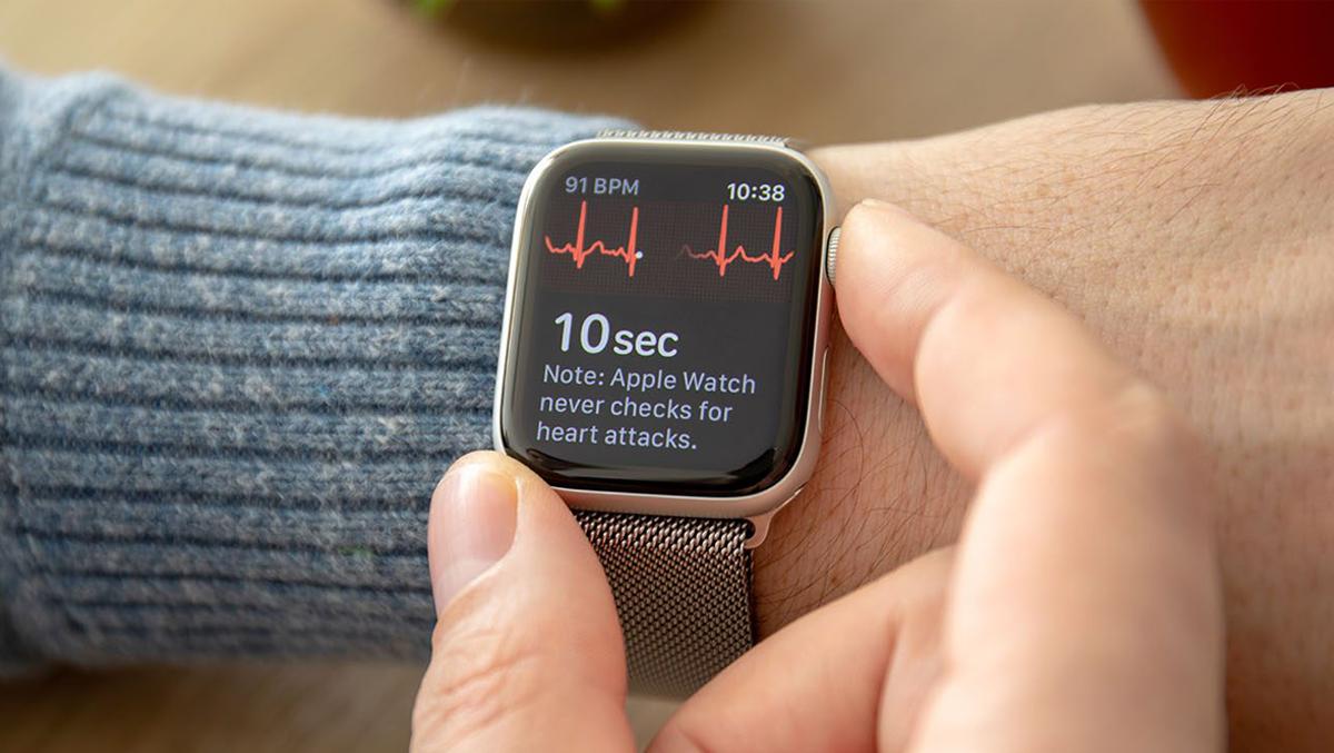 Apple Watch đạt chứng nhận về tính năng ECG tại Hàn Quốc