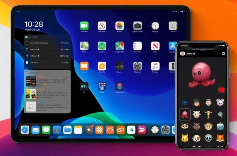Apple khắc phục nhiều lỗi trong bản iOS 13.6.1 và iPadOS 13.6.1 mới nhất viendidong 2