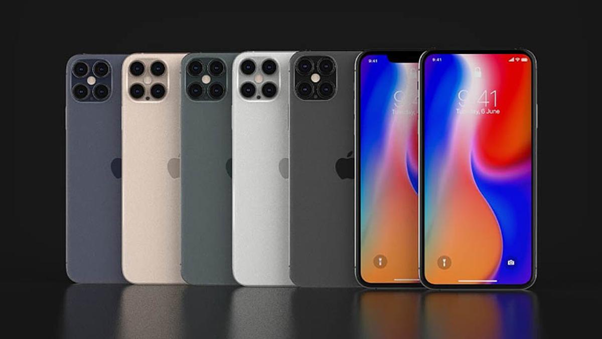 Apple sẽ ra mắt mẫu iPhone 12 4G vào năm 2021