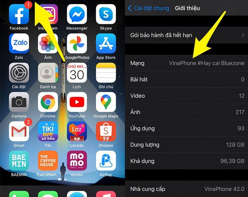 Hướng dẫn tự kiểm tra iPhone và iPad có phải là bản quốc tế hay không?