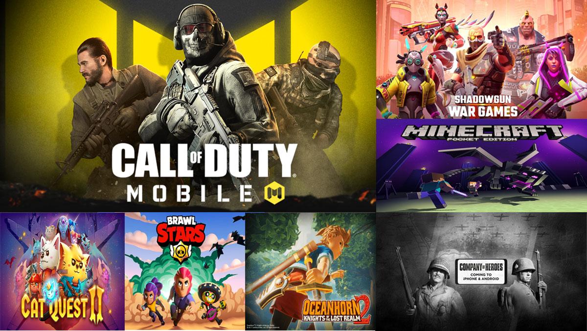 Top 20 tựa game hay nên chơi trên iPhone và iPad