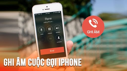 Các mẹo ghi âm cuộc gọi cho iPhone