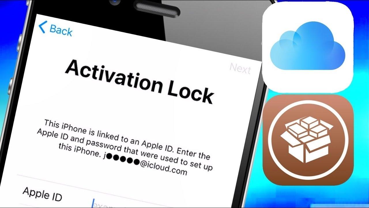 iCloud trên iPhone bị khóa từ xa