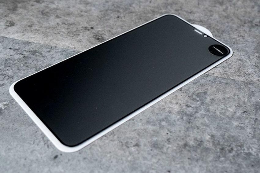 Miếng dán cường lực iPhone 11 Mipow Kingbull HD Chống Nhìn Trộm