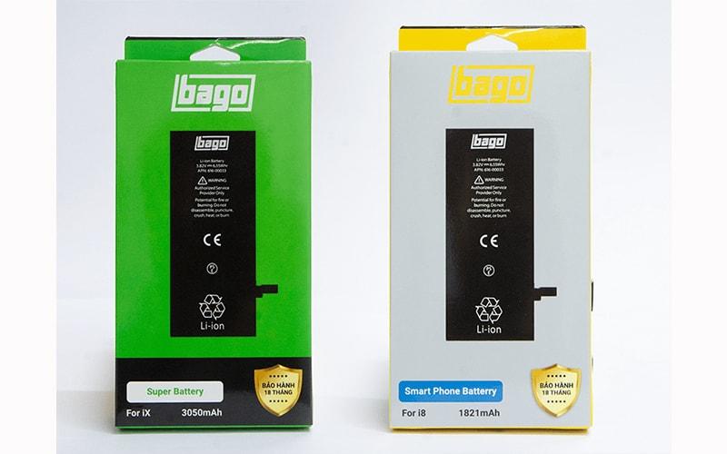 Ưu đãi hấp dẫn cuối tháng - Thay pin iPhone, iPad chính hãng Bago giá sốc chỉ từ 140k