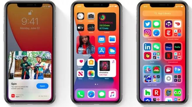 tin đồn màn hình iPhone 12 sẽ có tần số quét 120Hz