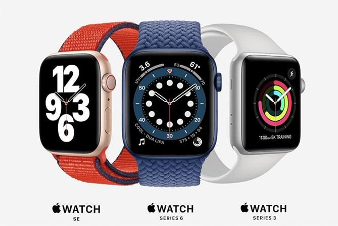 Apple Watch SE là phiên bản rút gọn của Watch Series 6