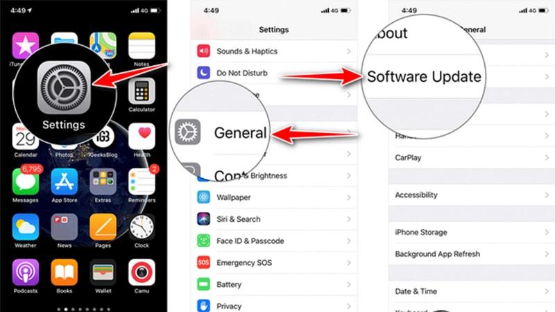 Các cách sửa lỗi iPhone 11 series bị sọc màn hình ngay tại nhà hiệu quả