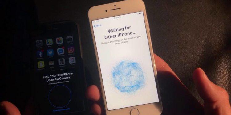 Cách chuyển dữ liệu iPhone với iCloud