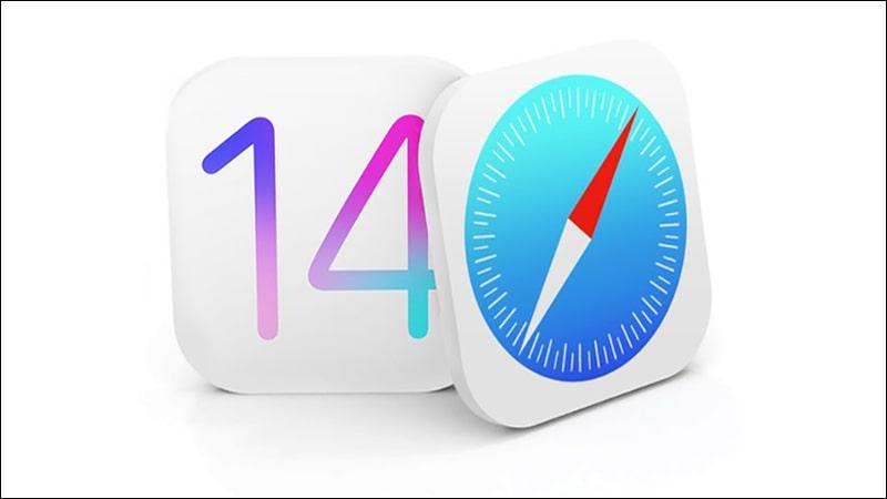 hạ cấp từ iOS 14 xuống iOS 13 - Đặt trình duyệt khác làm mặc định thay thế Safari