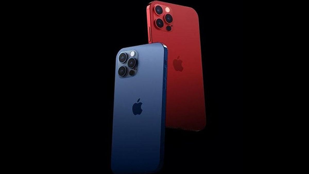 """Dự đoán iPhone 12 Pro sẽ trình làng phiên bản màu """"Navy Blue"""" và """"Red"""" mới"""