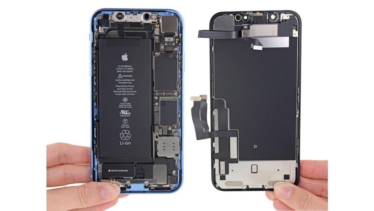 Ép màn hình iPhone XR – Điều cần biết