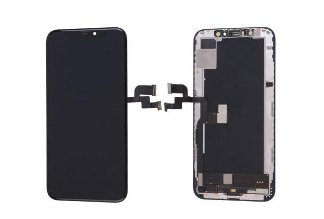 Ép màn hình iPhone XS