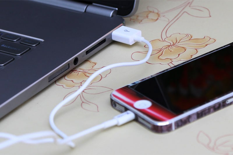 Nên làm gì khi iPhone không kết nối được với máy tính
