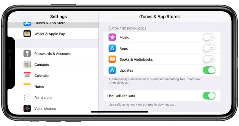 Tải ứng dụng, game cho iPhone qua iTunes