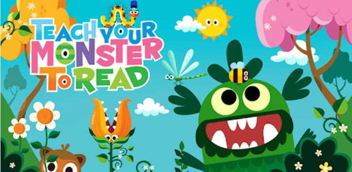 ứng dụng Android: Teach Your Monster to Read