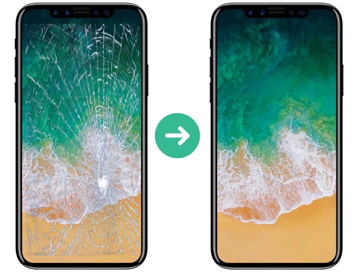 Thay cảm ứng iPhone XS Max