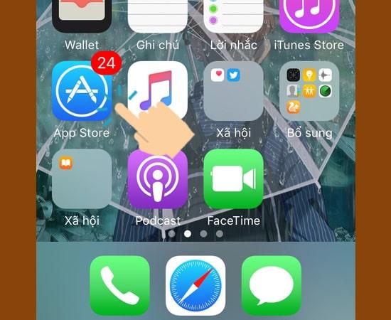 Hướng dẫn cách tải và cài đặt ứng dụng cho iPhone trên Apple Store