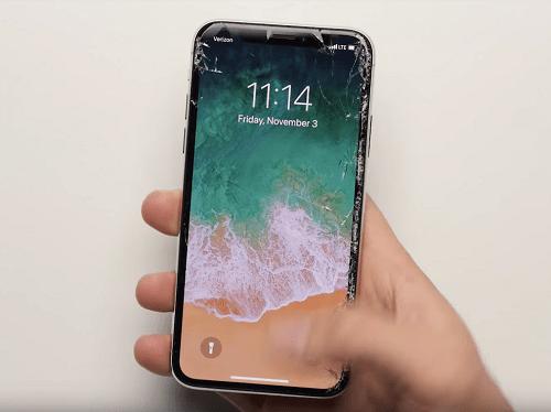 Thay cảm ứng iPhone Xs zin chính hãng tại đâu?