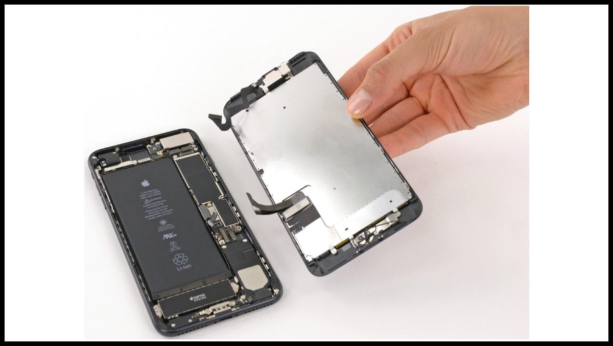 Giá sửa màn hình iPhone 7? Ở đâu Uy Tín?