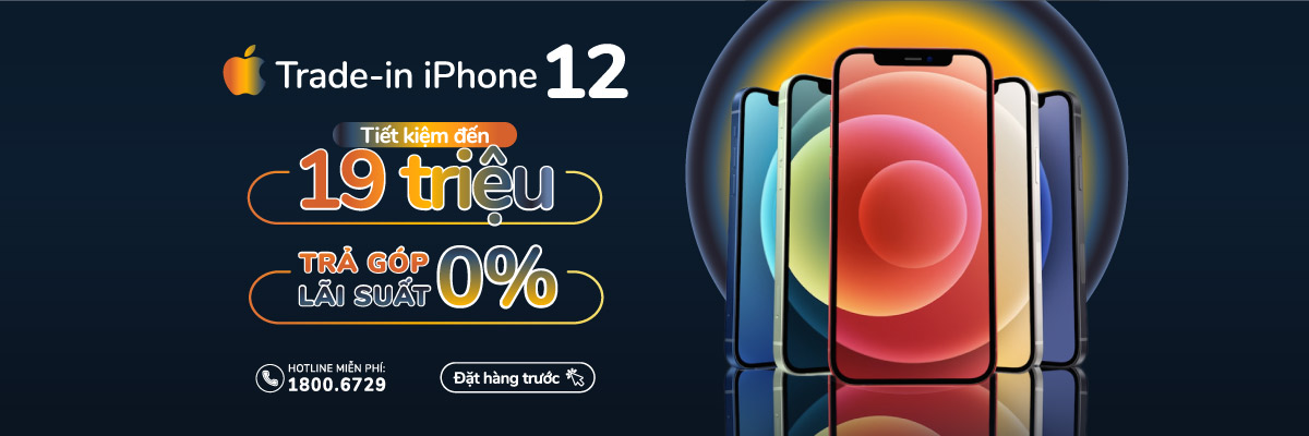 Trade-in iPhone 12