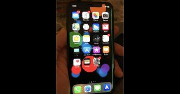 Xử lý màn hình iPhone X bị sọc xanh chuẩn 100%