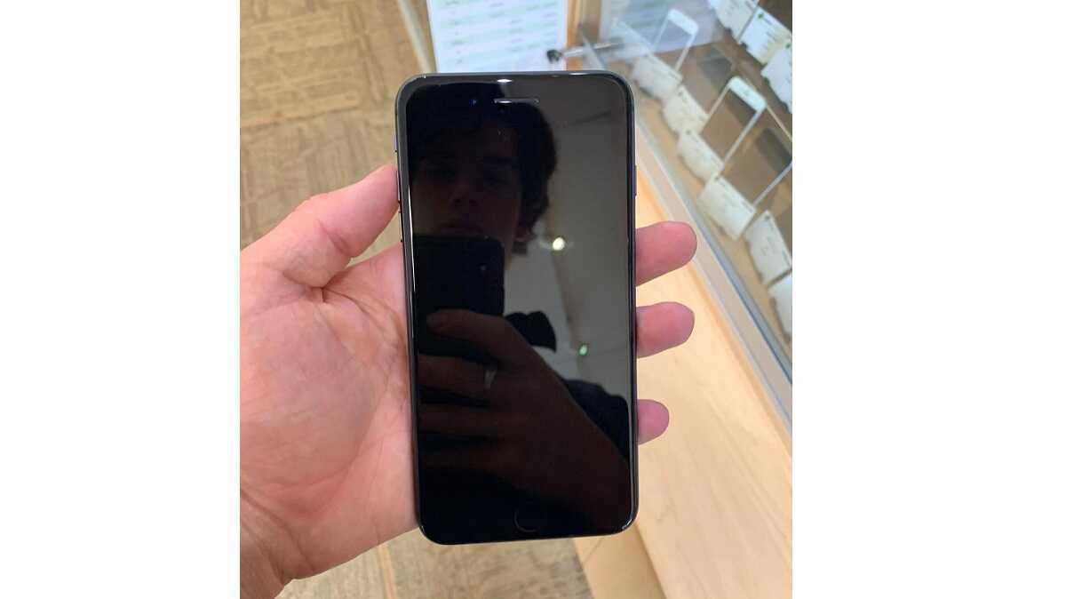 Sửa lỗi màn hình iPhone 8 Plus bị tối chuẩn 100%