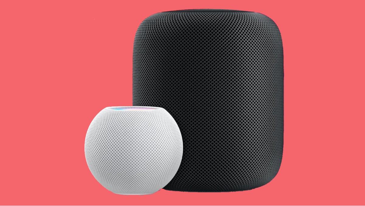 Apple bật tính năng Intercom trên HomePod