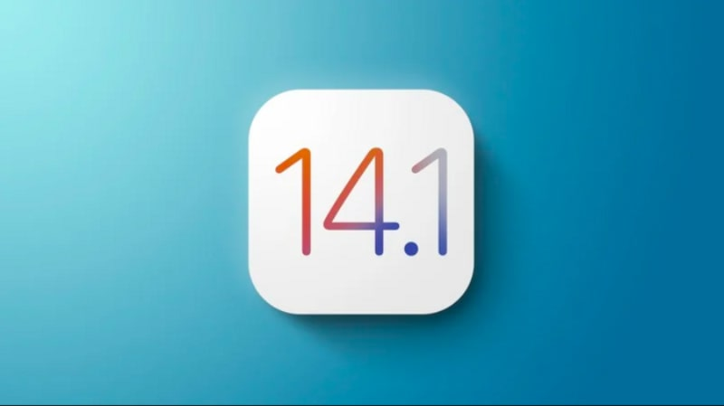Apple phát hành iOS 14.1
