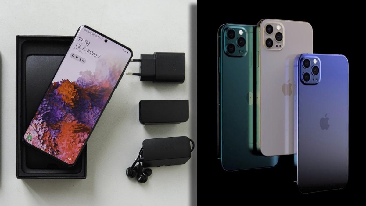 Apple liên tiếp bị các đối thủ Samsung, Xiaomi thay nhau cà khịa về chính sách không tặng kèm cáp sạc trên iPhone 12