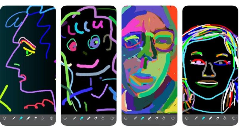 Kids Paint (app tô màu trẻ em)