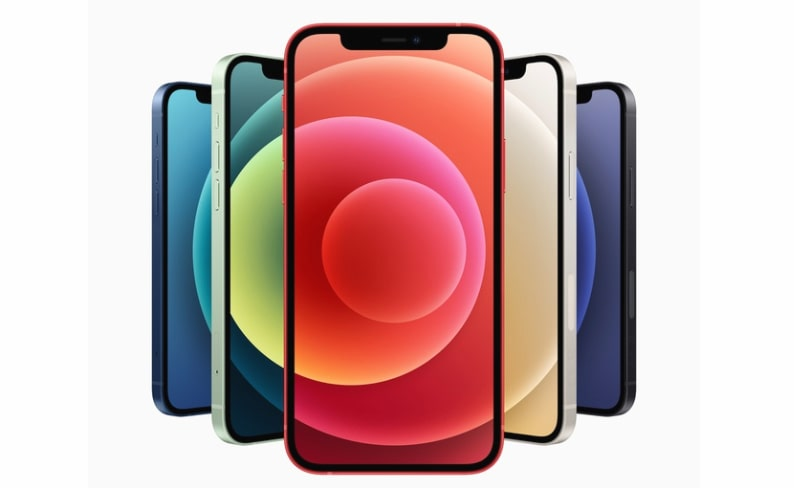 Màn hình iPhone 12 – Super Retina XDR