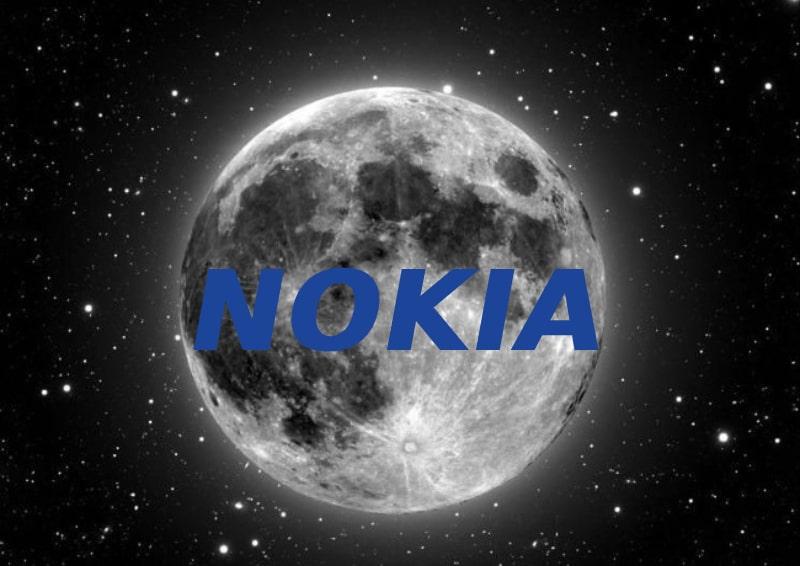 Nokia đã nhận được hợp đồng xây dựng mạng 4G trên mặt trăng