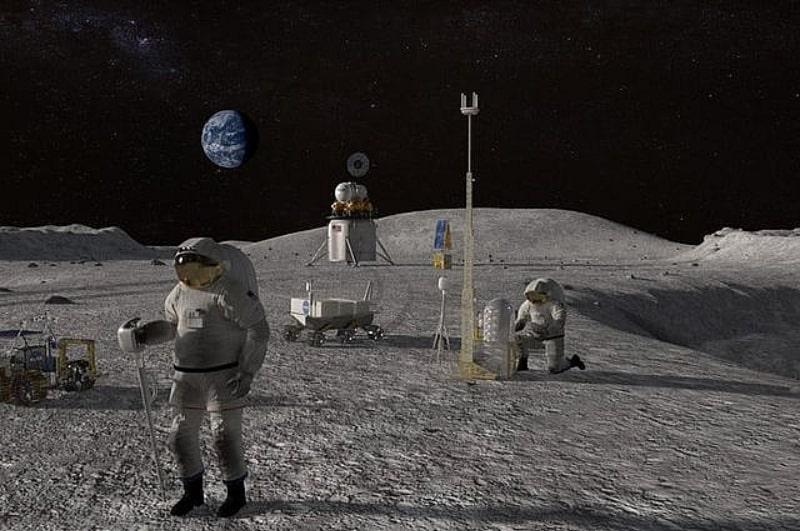 Ước mơ lên Mặt Trăng nhưng vẫn có thể selfie hoặc livestream cho bạn bè và người thân của mình dưới Trái Đất