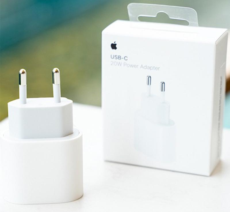 Sạc nhanh 20W Apple iPhone USB Type-C Chính hãng