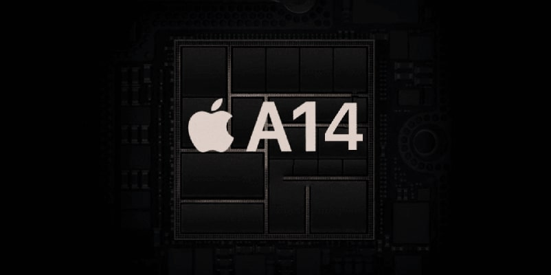 iPhone 12 series sử dụng chip Apple A14 Bionic 5nm