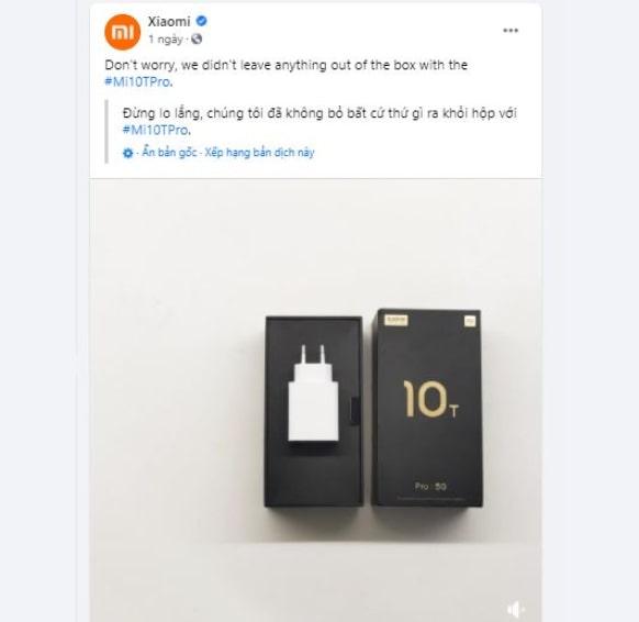 Xiaomi cà khịa Apple