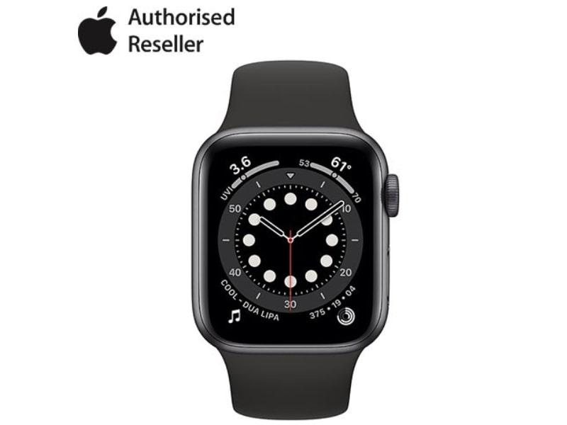 Apple Watch Series 6 40mm (4G) viền nhôm xám