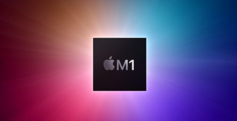 Apple giới thiệu chip M1