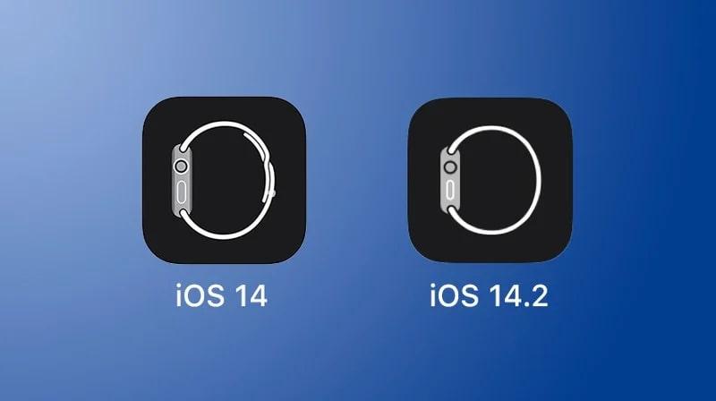 Biểu tượng của ứng dụng Đồng hồ được tinh chỉnh