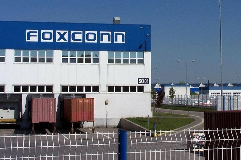 Foxconn đang xây dựng dây chuyền lắp ráp máy tính bảng iPad và máy tính xách tay MacBook của Apple tại nhà máy ở tỉnh Bắc Giang, Việt Nam