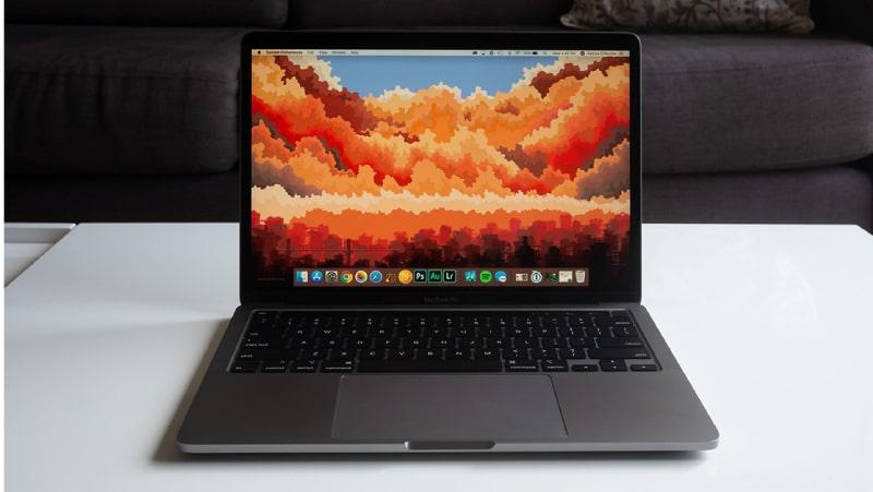 Macbook Pro 13 inch 2020 M1 8GB/256GB (Chip ARM)